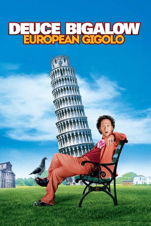 Deuce Bigalow: European Gigolo - Movie Poster