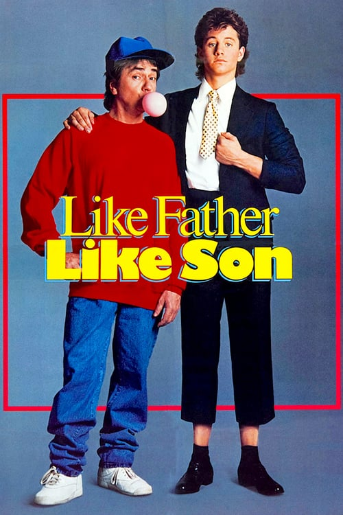 Like Father Like Son - Movie Poster