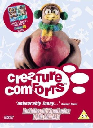 Creature Comforts: The Monster Mayhem of Steve Johnson - Movie Poster