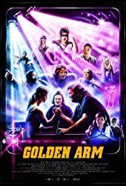 Golden Arm - Movie Poster