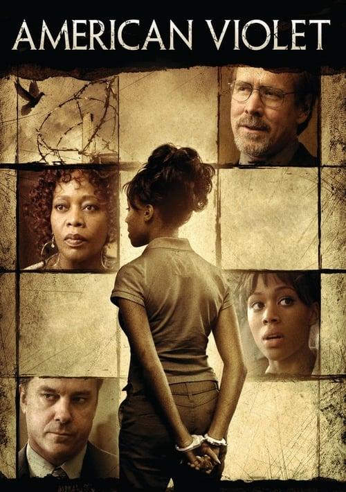 American Violet - Movie Poster