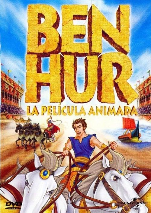 Ben Hur - Movie Poster