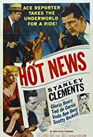 Hot News - Movie Poster