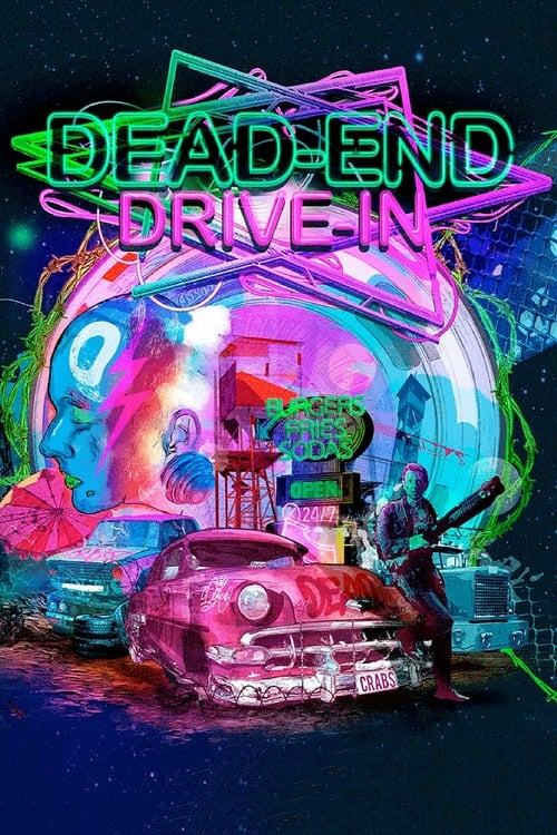 Dead End Drive-In - Movie Poster