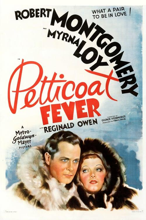 Petticoat Fever - Movie Poster