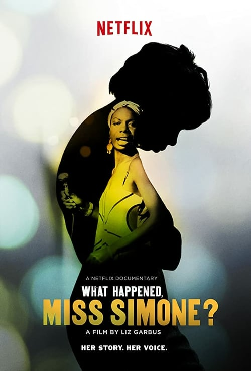 What Happened, Miss Simone? - Movie Poster