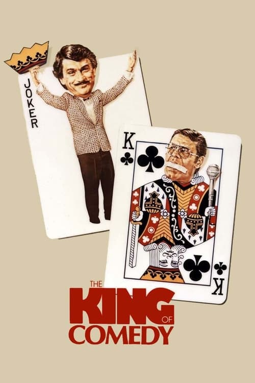 The King of Comedy - Movie Poster