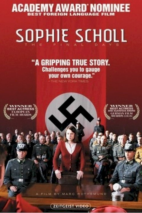 Sophie Scholl: The Final Days - Movie Poster