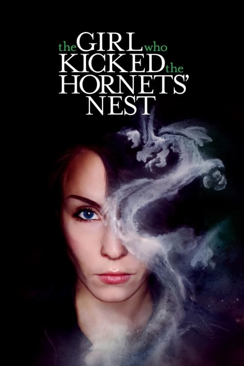 The Girl Who Kicked the Hornet's Nest - Movie Poster