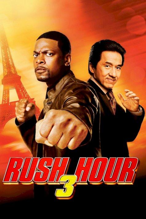 Rush Hour 3 - Movie Poster