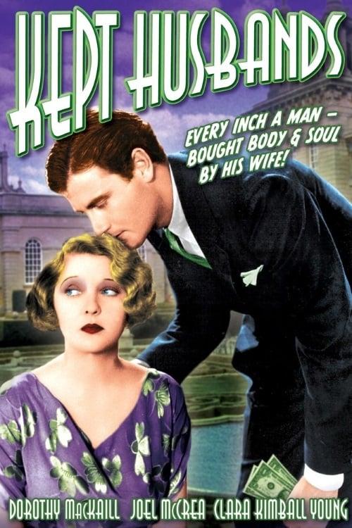 Kept Husbands - Movie Poster