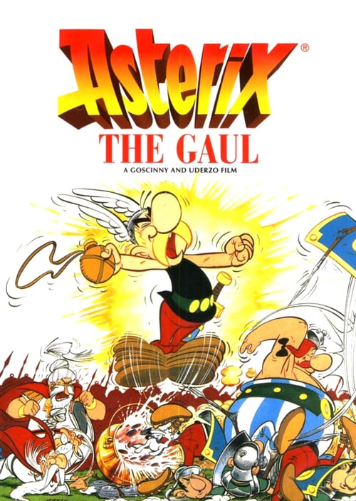 Asterix the Gaul - Movie Poster