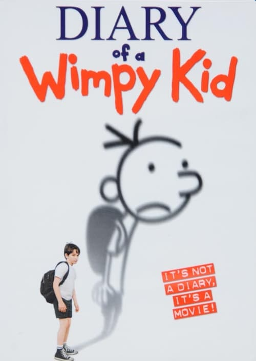 Diary of a Wimpy Kid - Movie Poster