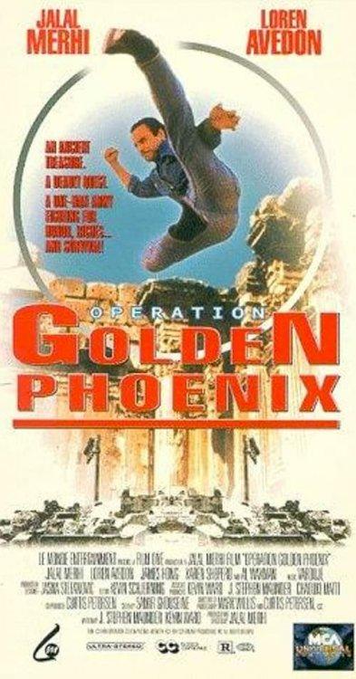 Operation Golden Phoenix - Movie Poster