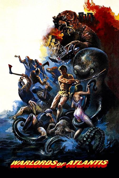 Warlords of Atlantis - Movie Poster