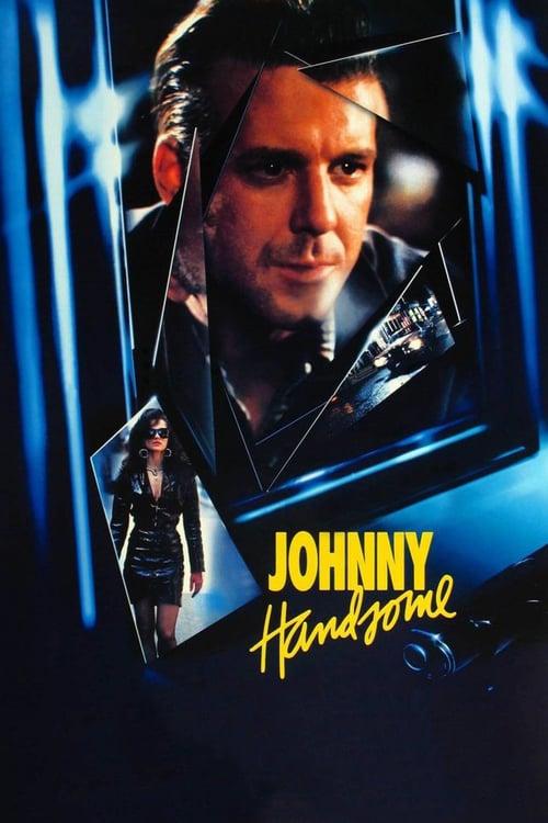 Johnny Handsome - Movie Poster