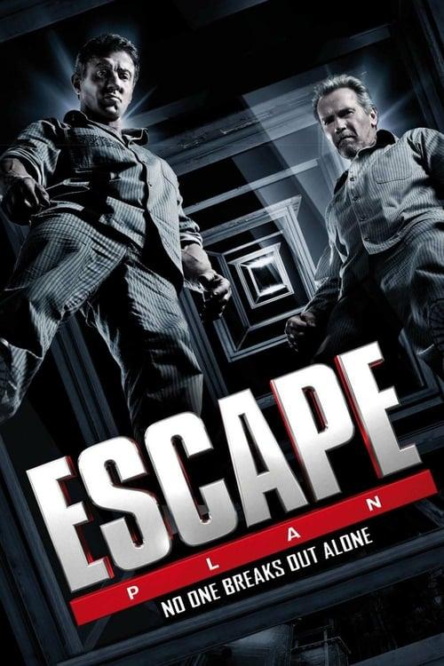 Escape Plan - Movie Poster