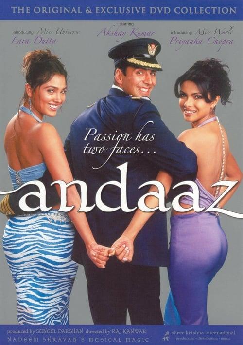 Andaaz - Movie Poster