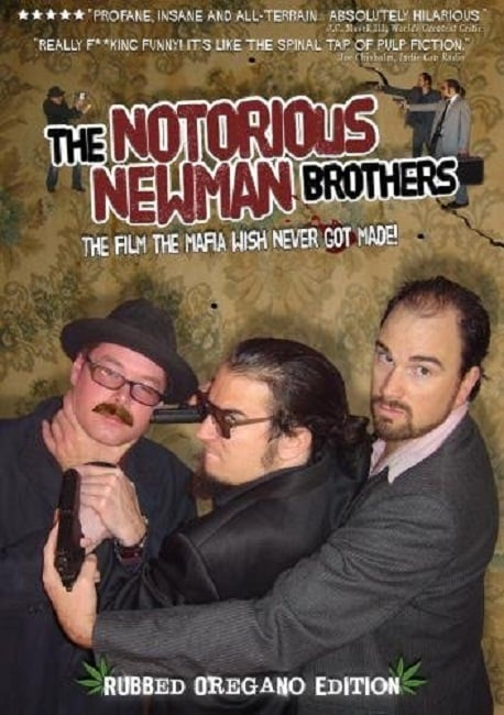 The Notorious Newman Brothers - Movie Poster