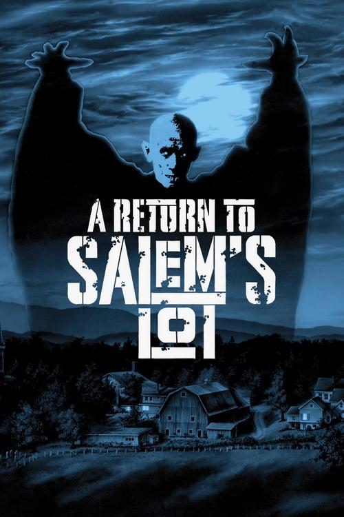 A Return to Salem's Lot - Movie Poster
