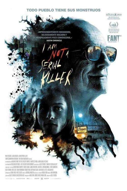 I Am Not a Serial Killer - Movie Poster