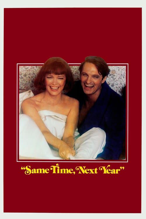 Same Time, Next Year - Movie Poster