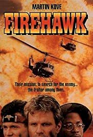 Firehawk - Movie Poster