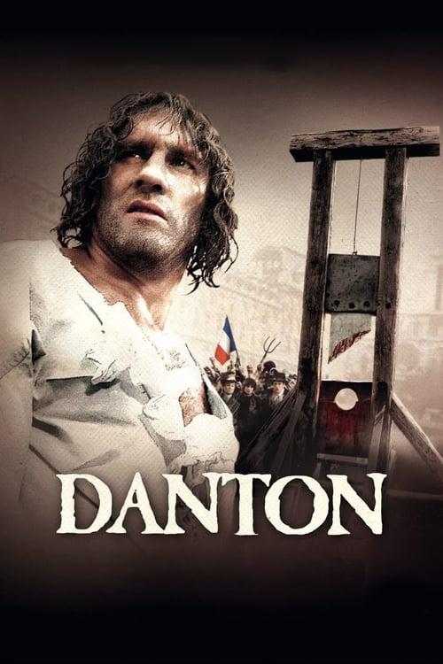 Danton - Movie Poster