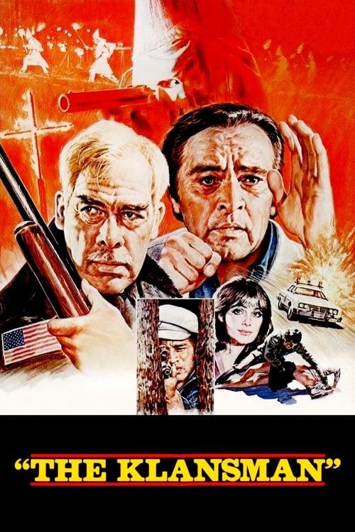 The Klansman - Movie Poster