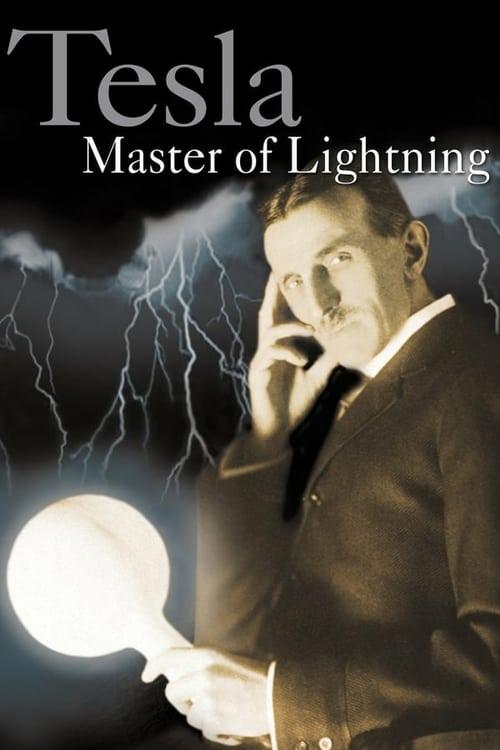 Tesla: Master of Lightning - Movie Poster