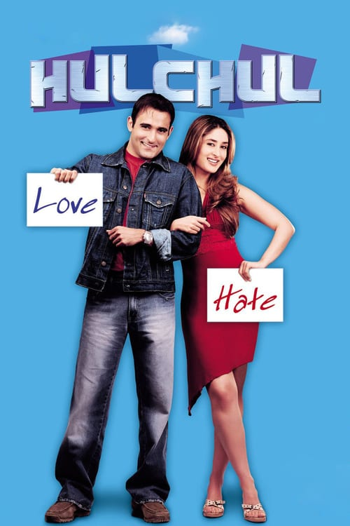 Hulchul - Movie Poster