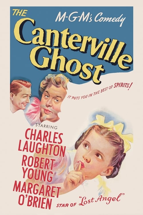 The Canterville Ghost - Movie Poster