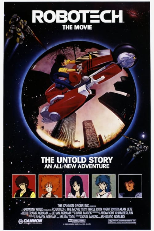 Robotech: The Movie - Movie Poster