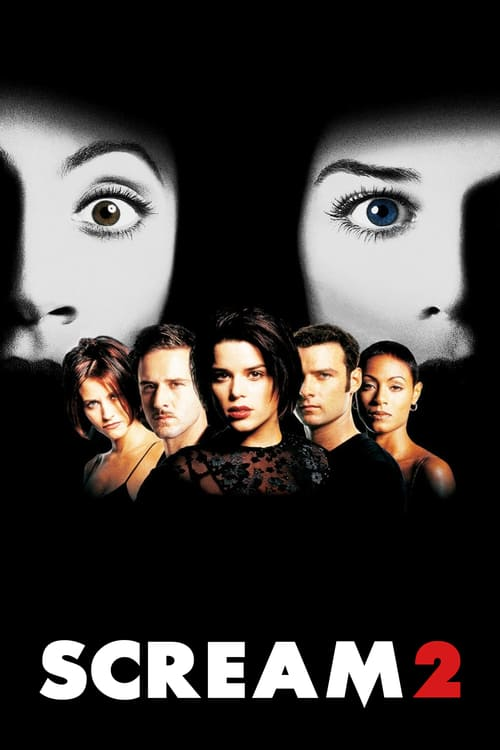 Scream 2 - Movie Poster