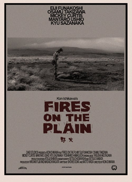 Fires on the Plain - Movie Poster