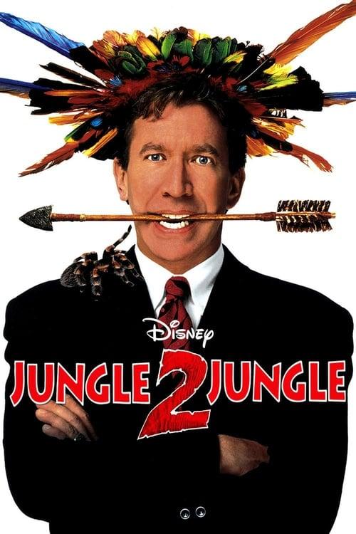 Jungle 2 Jungle - Movie Poster