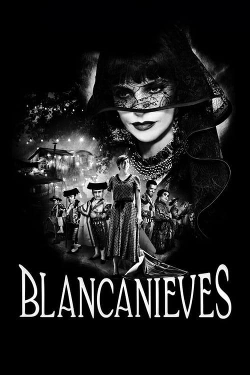 Blancanieves - Movie Poster