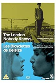 The London Nobody Knows - Movie Poster