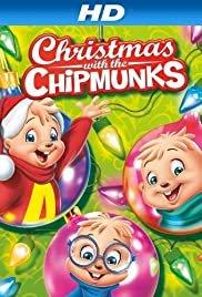A Chipmunk Christmas - Movie Poster