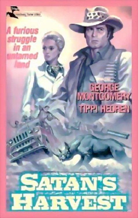 Satan's Harvest - Movie Poster