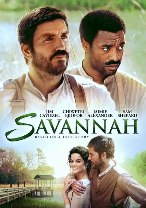 Savannah - Movie Poster