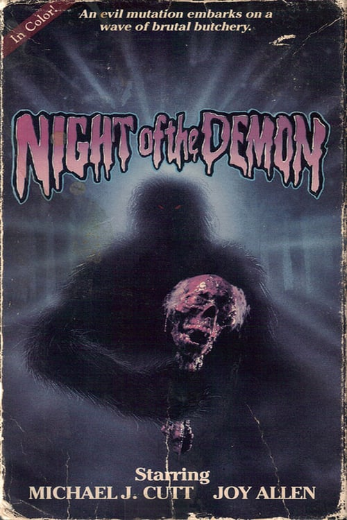 Night of the Demon - Movie Poster