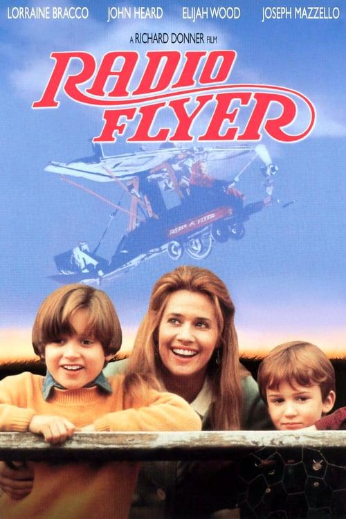 Radio Flyer - Movie Poster