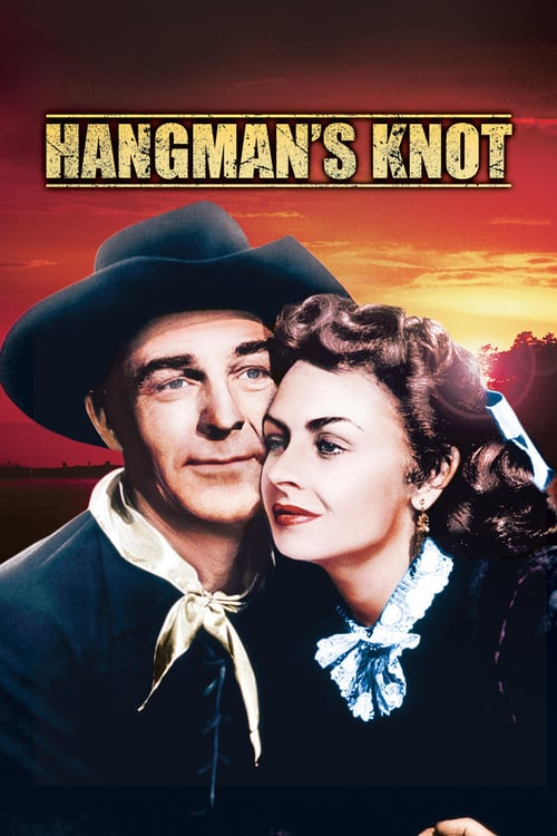 Hangman's Knot - Movie Poster