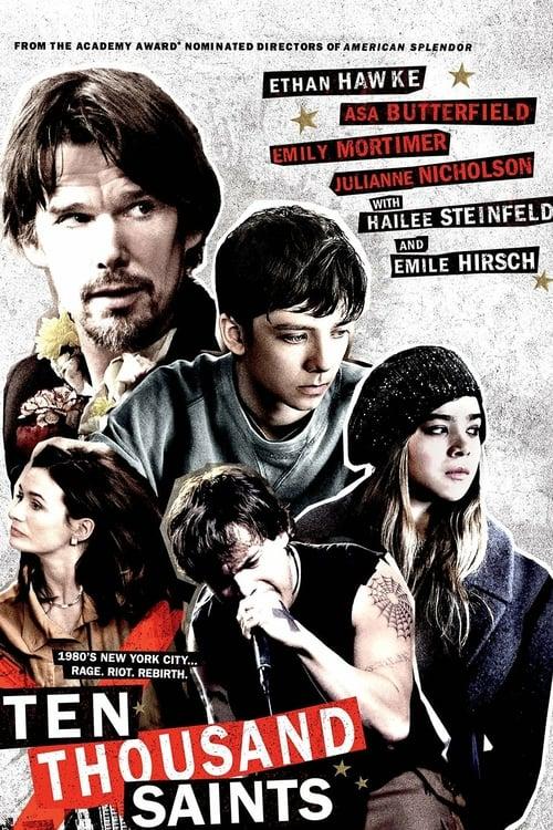 10,000 Saints - Movie Poster