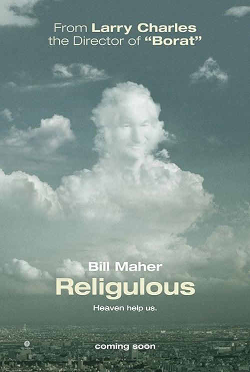 Religulous - Movie Poster
