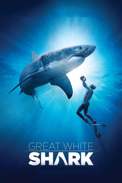 Great White Shark - Movie Poster