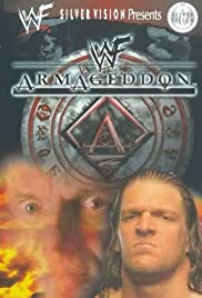 WWE Armageddon 1999 - Movie Poster