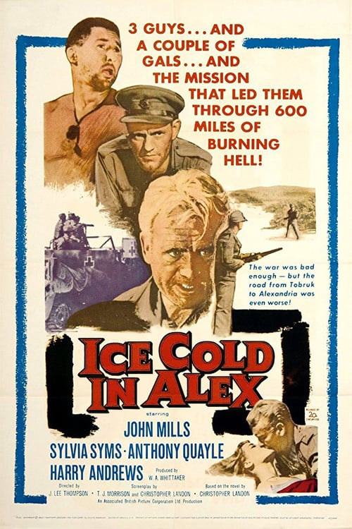 Ice Cold in Alex - Movie Poster