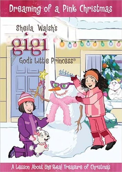 Gigi, God's Little Princess: Dreaming of a Pink Christmas - Movie Poster